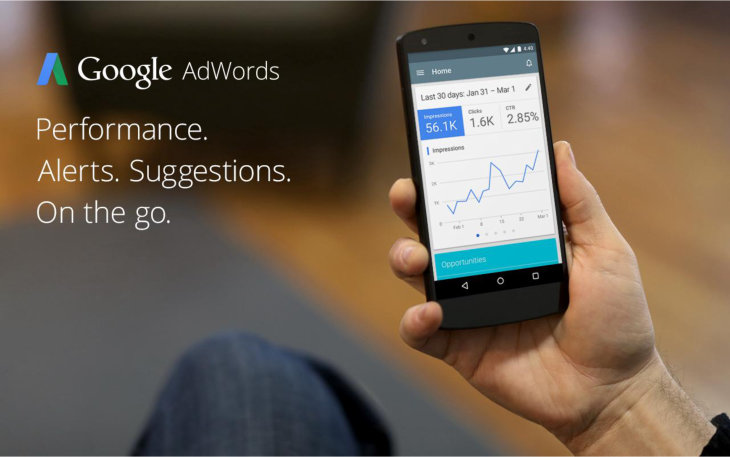 Paid Search With Google Adwords